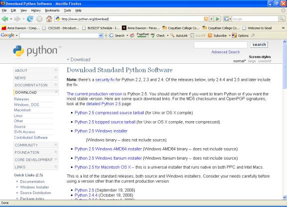 Python installation screen 004